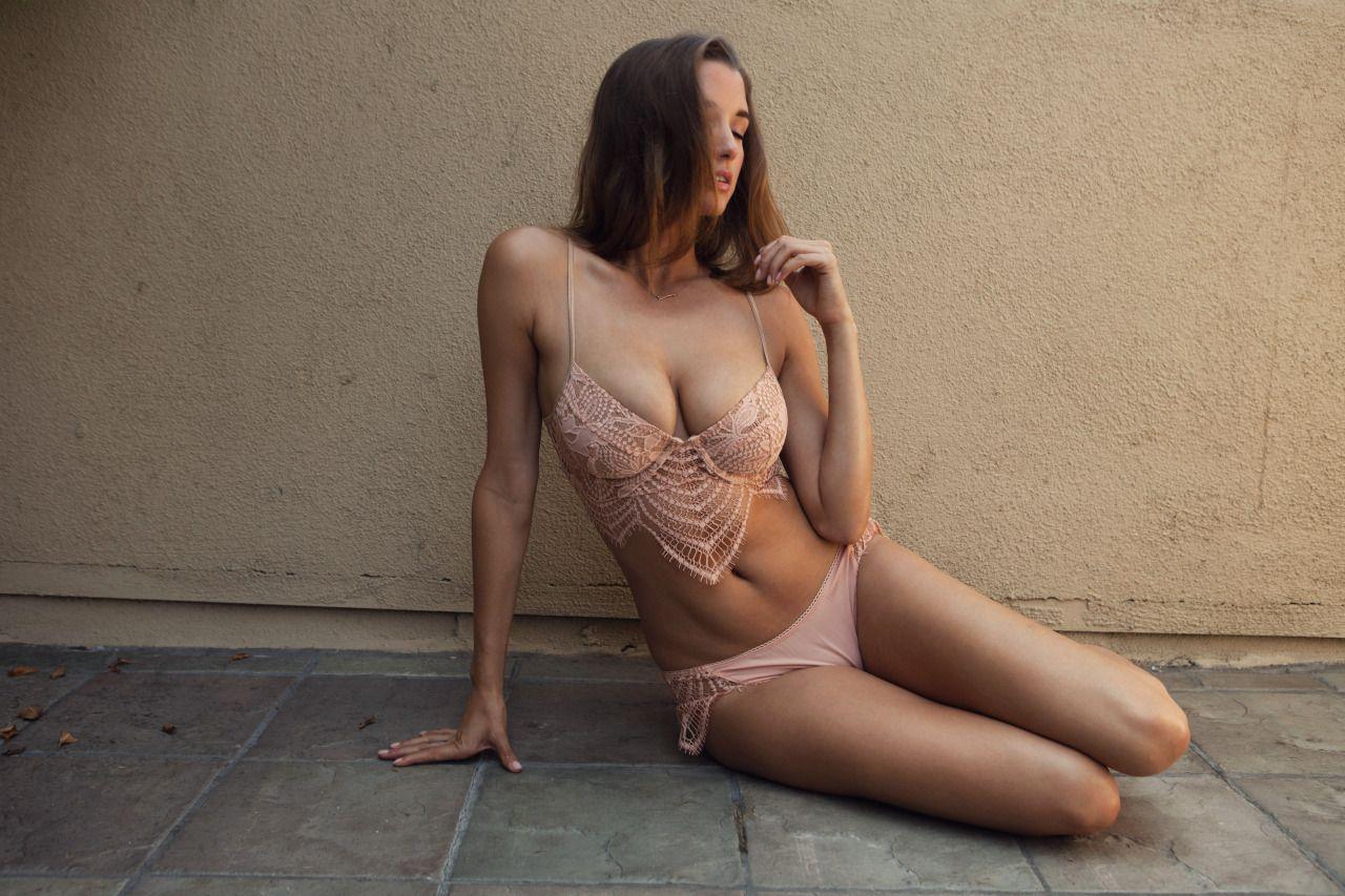 Alyssa Arce Topless 5