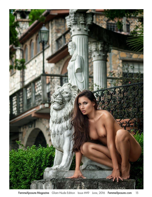 Anna Grigorenko Naked 10