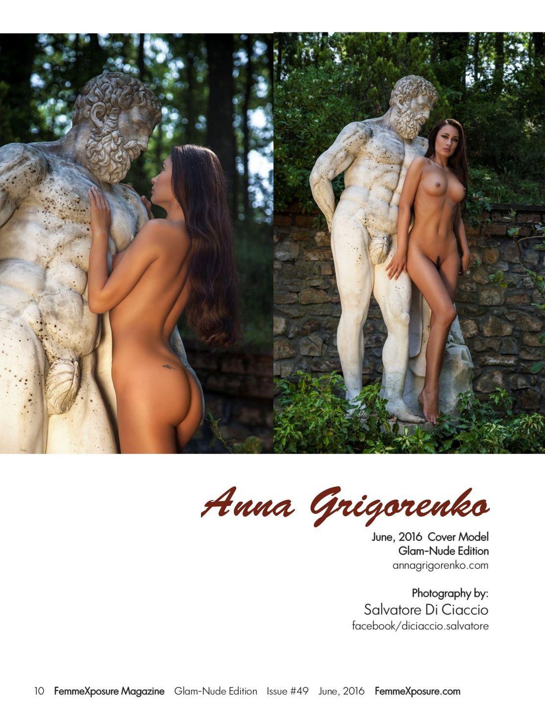 Anna Grigorenko Naked 15