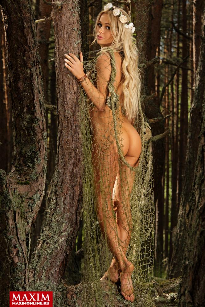 Anna Khilkevich Nude 1