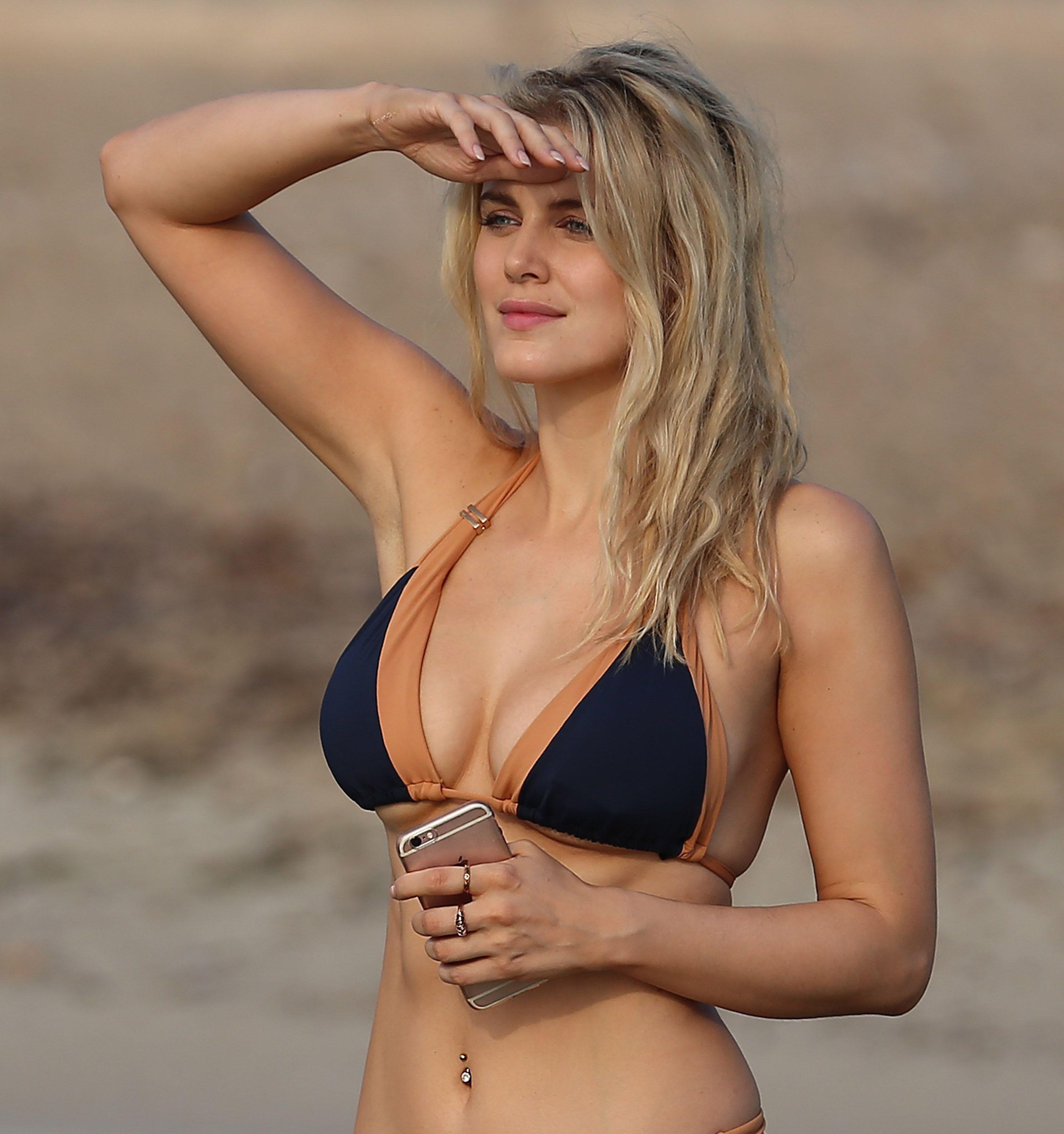 Ashley James Sexy 8 2