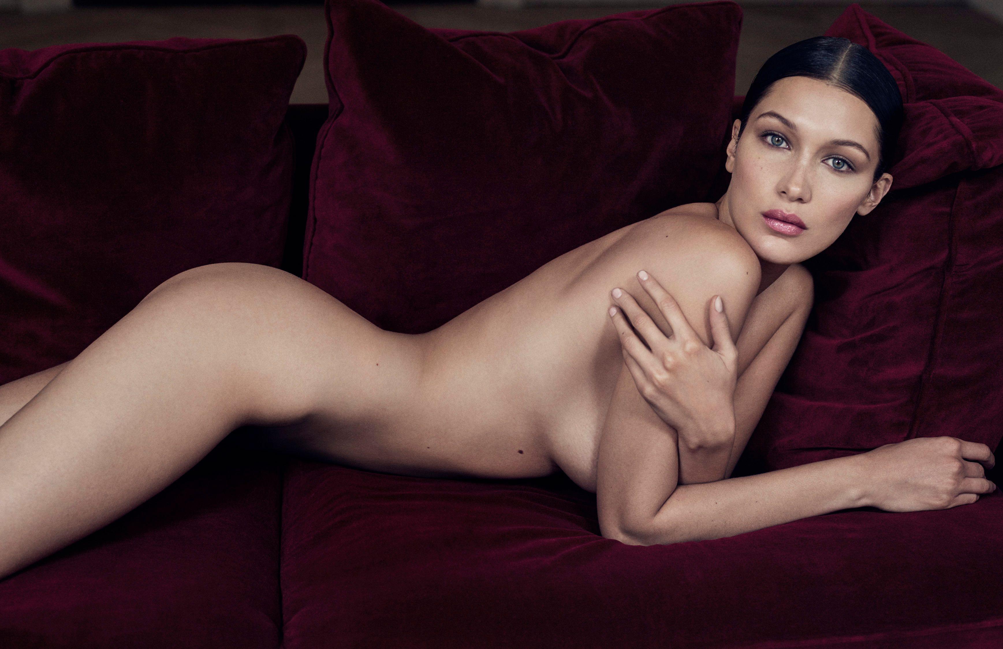 Bella Hadid Nude Sexy 31