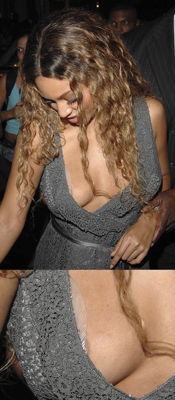 Beyonce Nipslip Photo