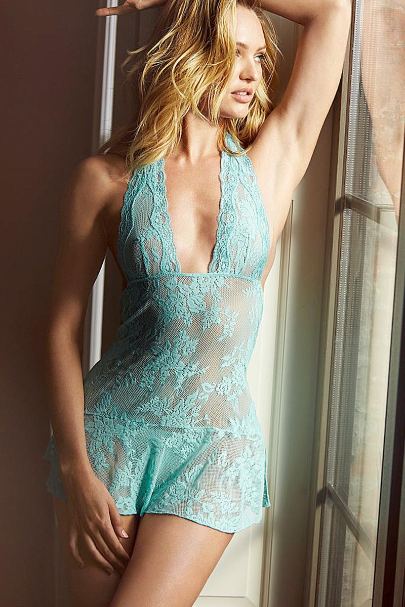 Candice Swanepoel Lingerie Pics 5
