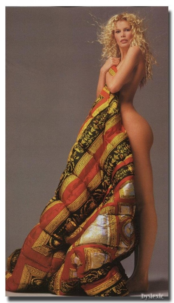 Claudia Schiffer Nude Photos 3