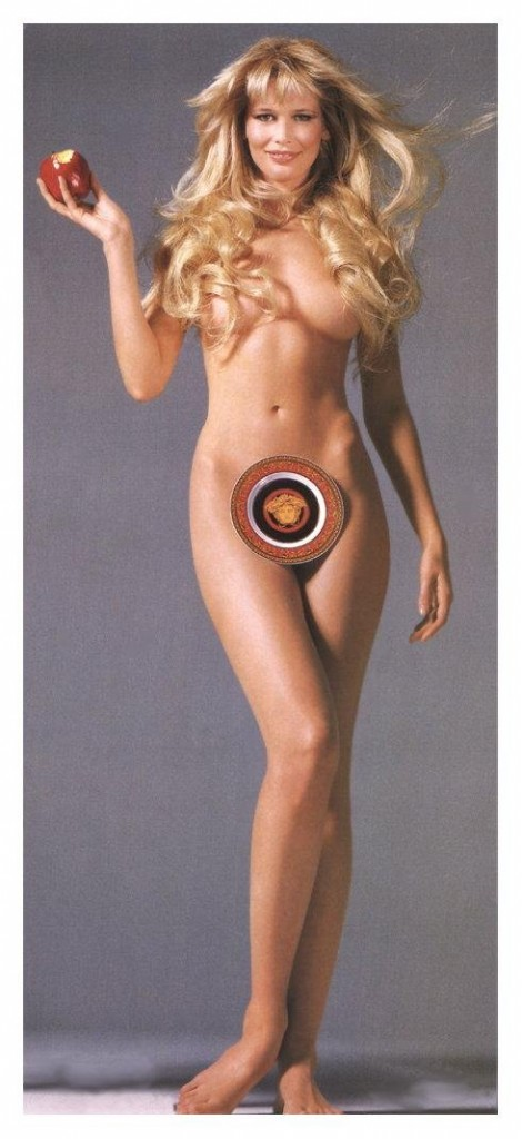 Claudia Schiffer Nude Photos 4