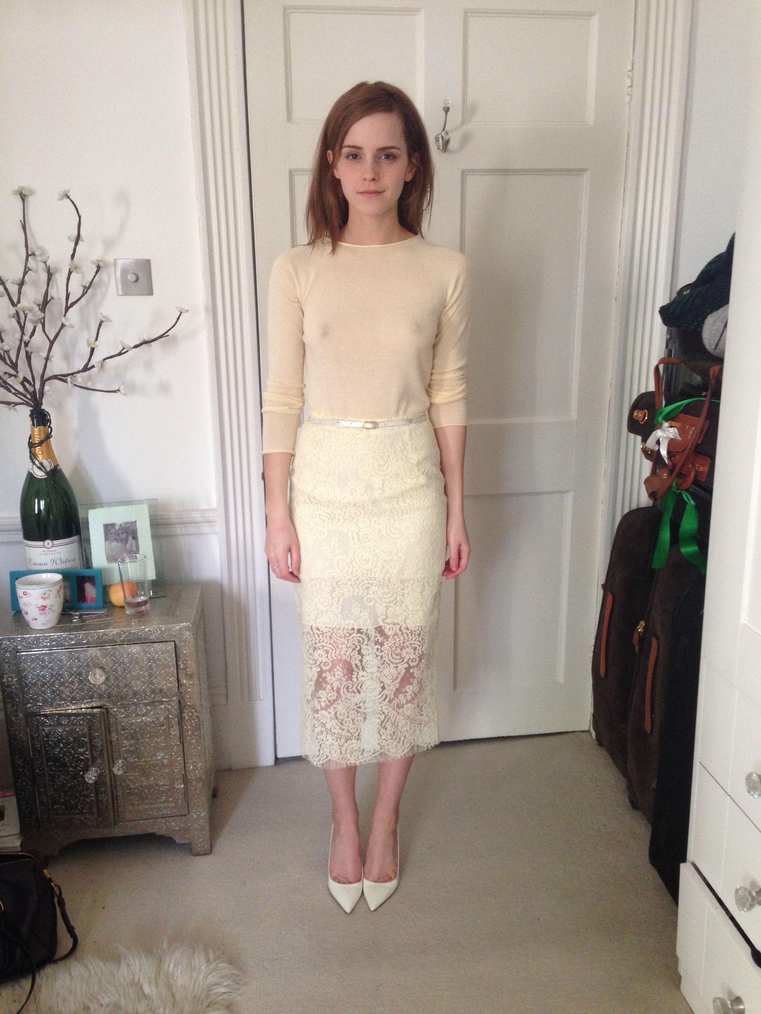 Emma Watson See Through
