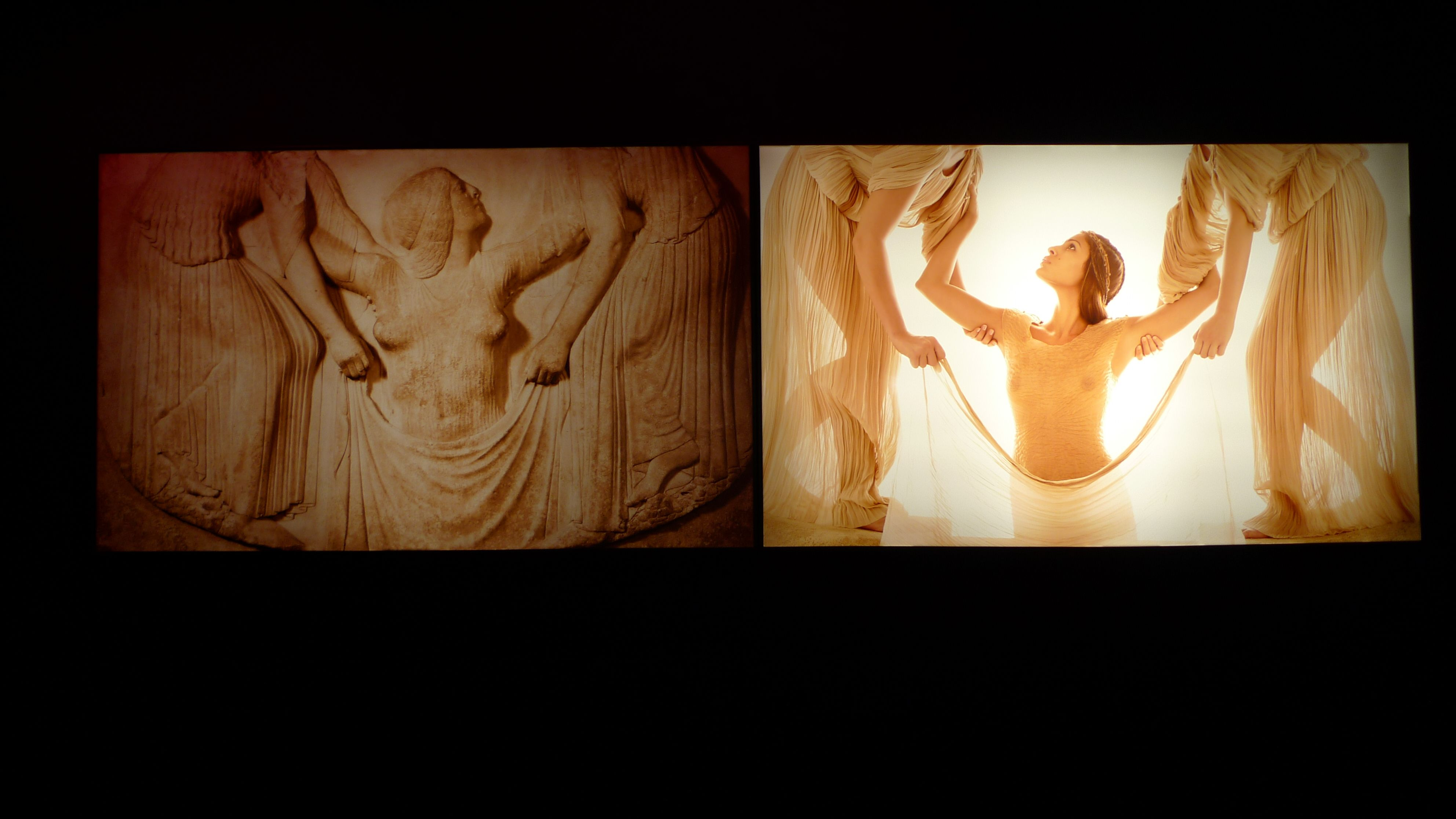 Eva Mendes Topless 2