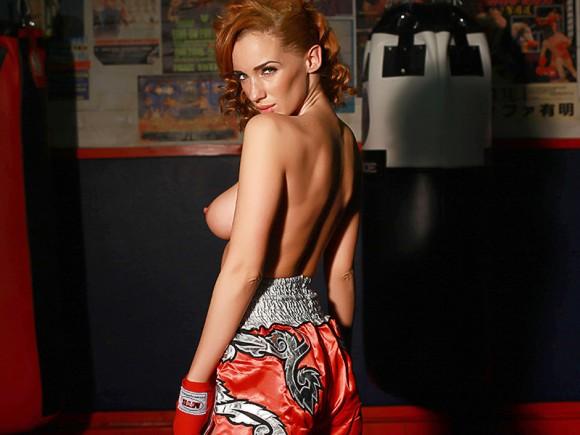 Georgie Darby Topless Photos 3
