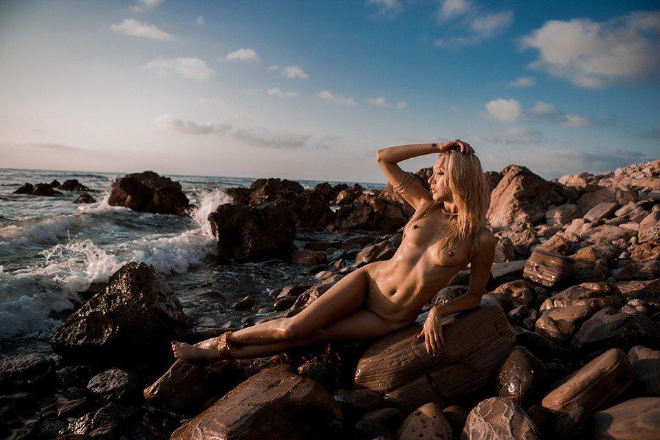 Heather Carr Naked Photoshoot 5