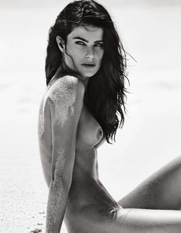 Isabeli Fontana Naked 2 1