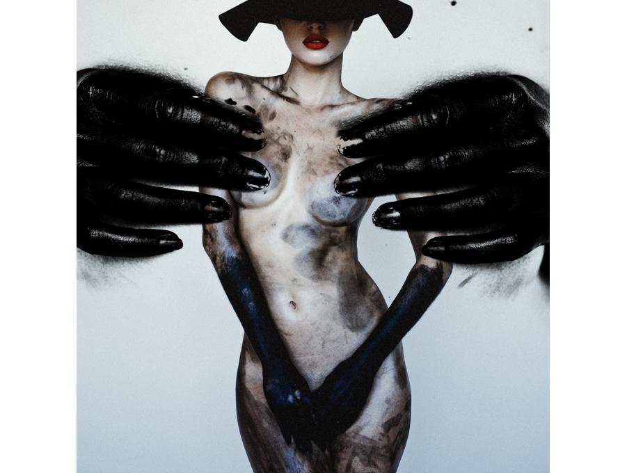 Jehane Paris Nude Photoshoot 3
