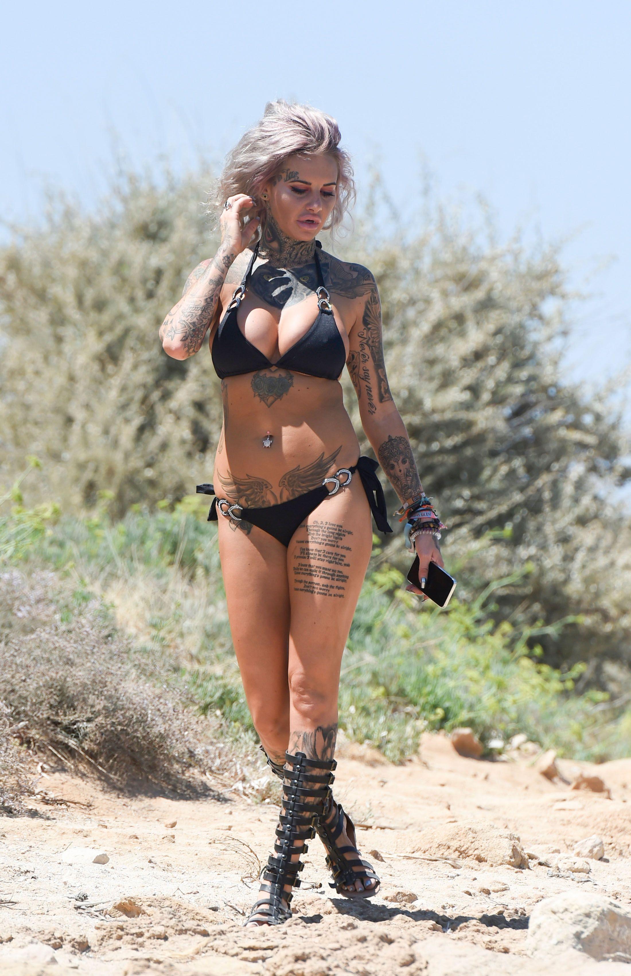 Jemma Lucy Sexy 18