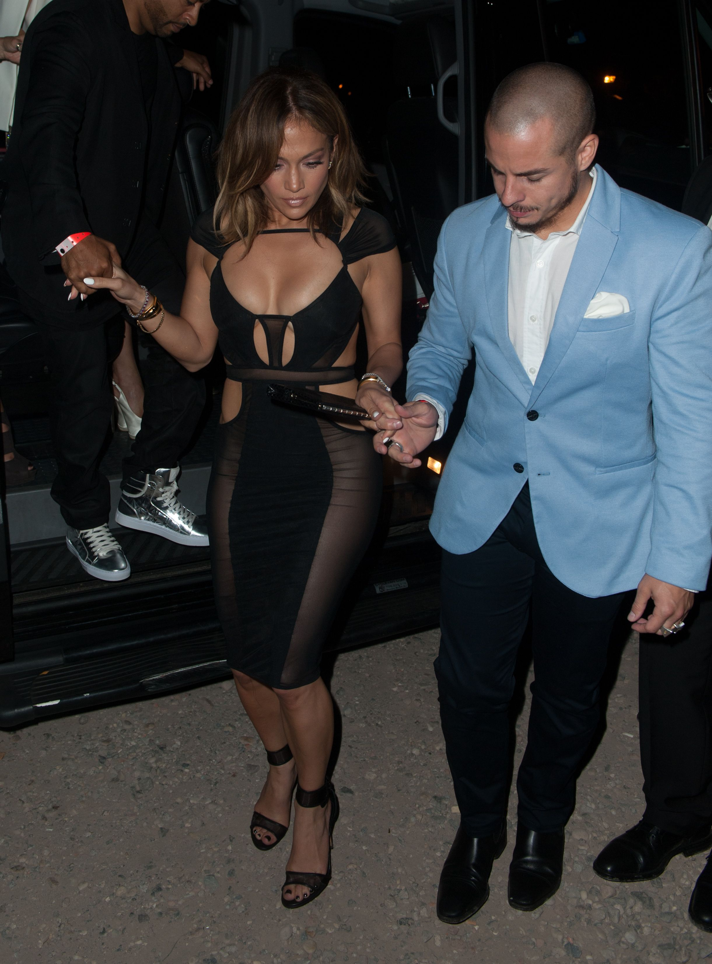 Jennifer Lopez See Through Pics 7