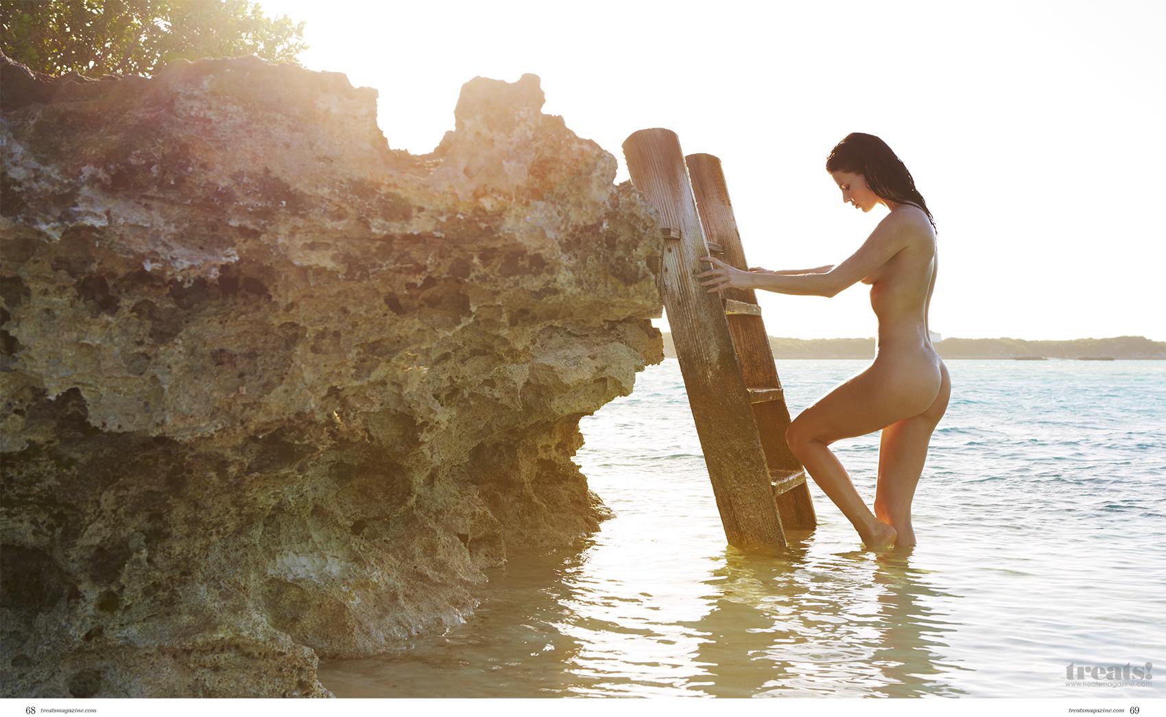 Julia Lescova Full Nude Photoset 3