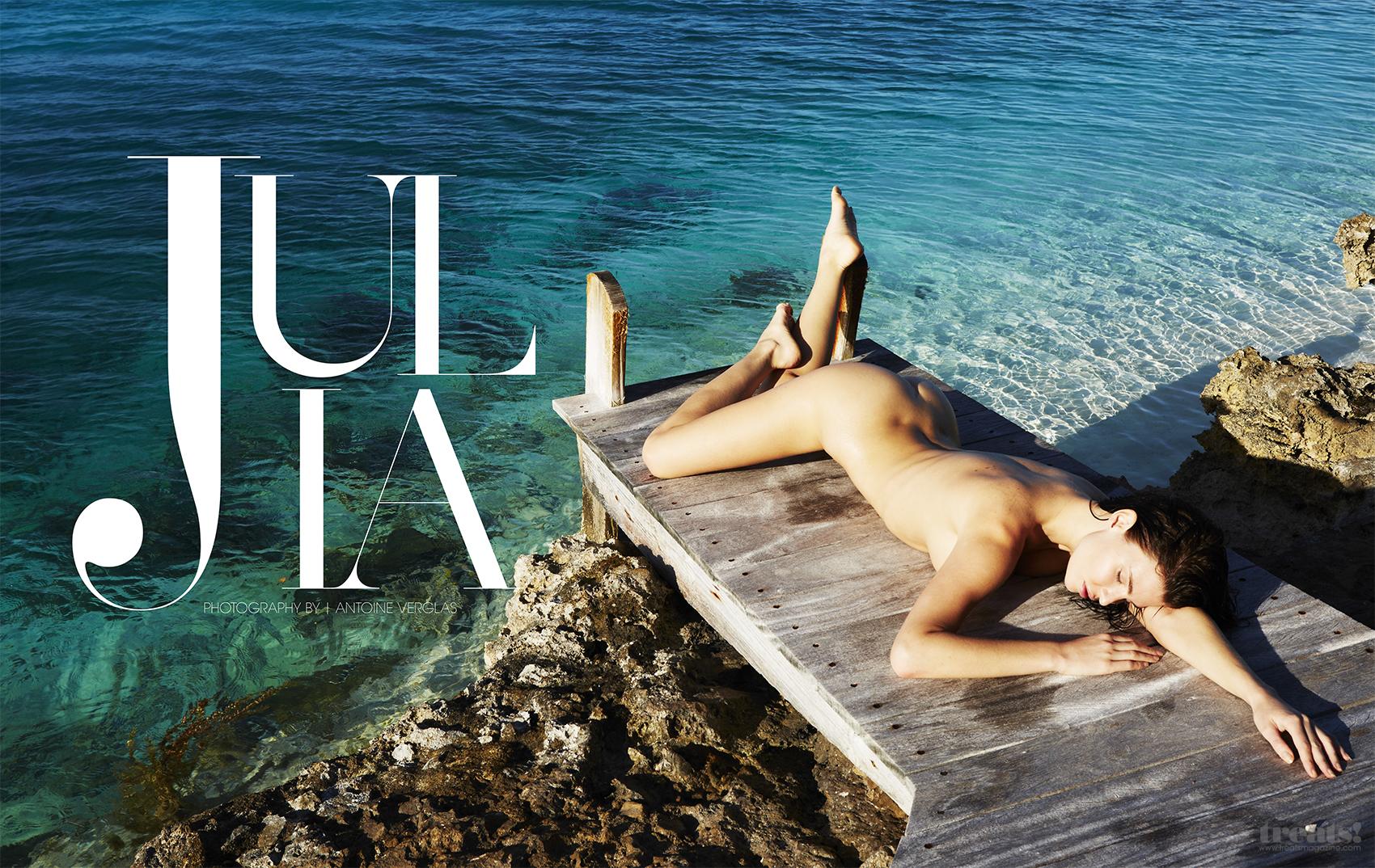 Julia Lescova Full Nude Photoset 4