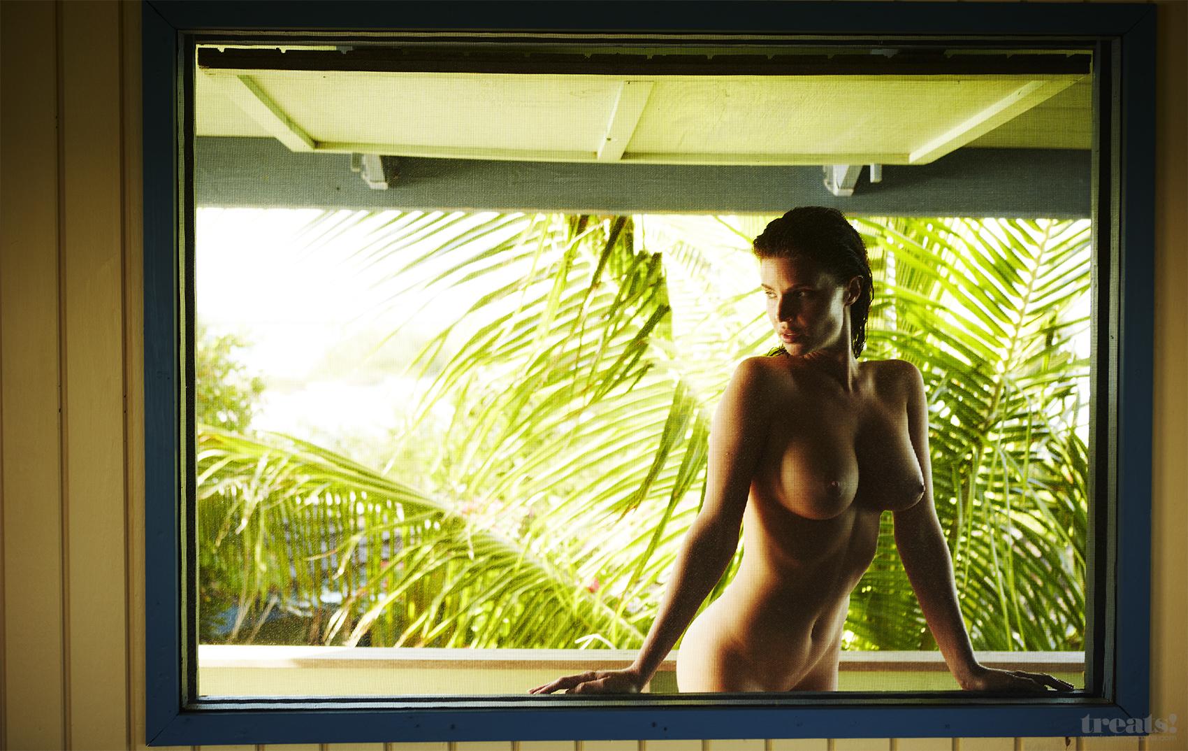 Julia Lescova Full Nude Photoset 6