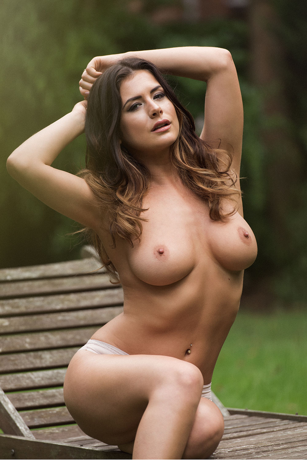 Kelly Hall Sexy Topless 3 1 Sn839