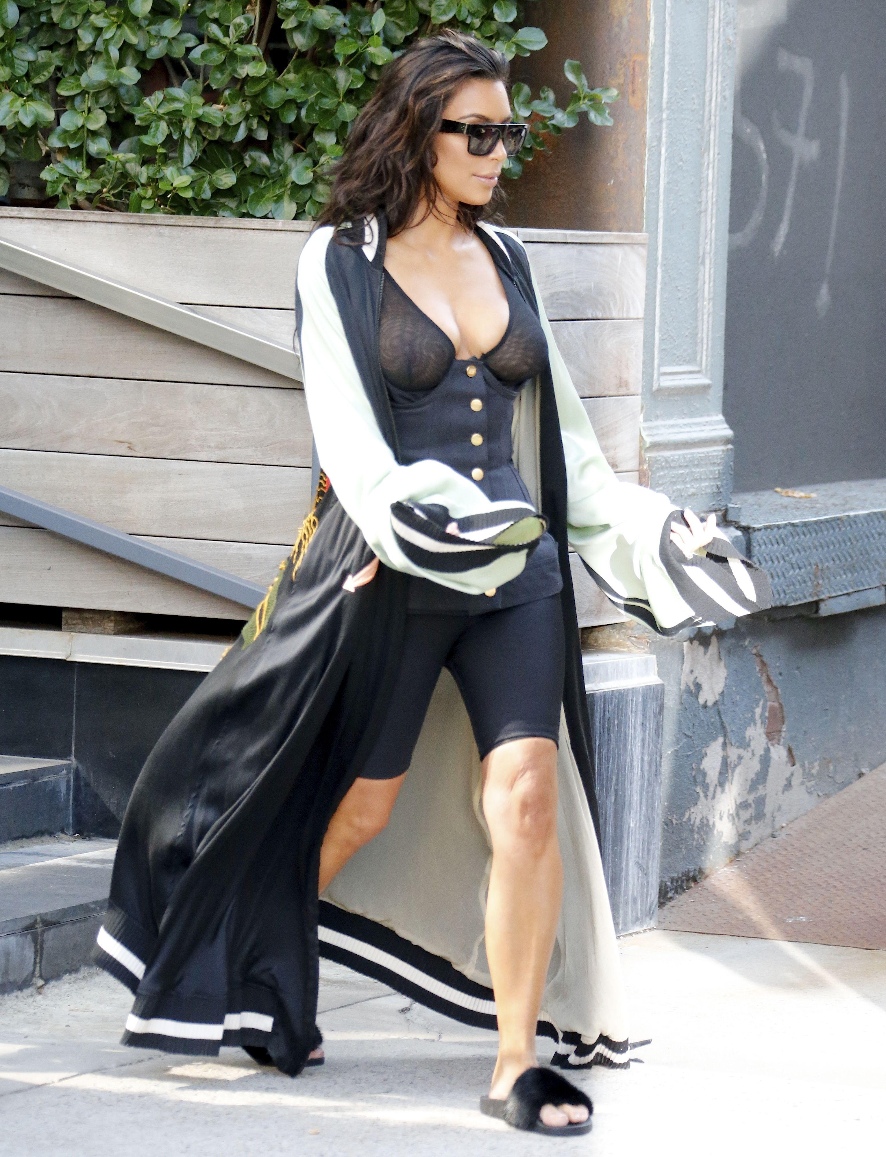 Kim Kardashian See Through 2 1 Sn6568