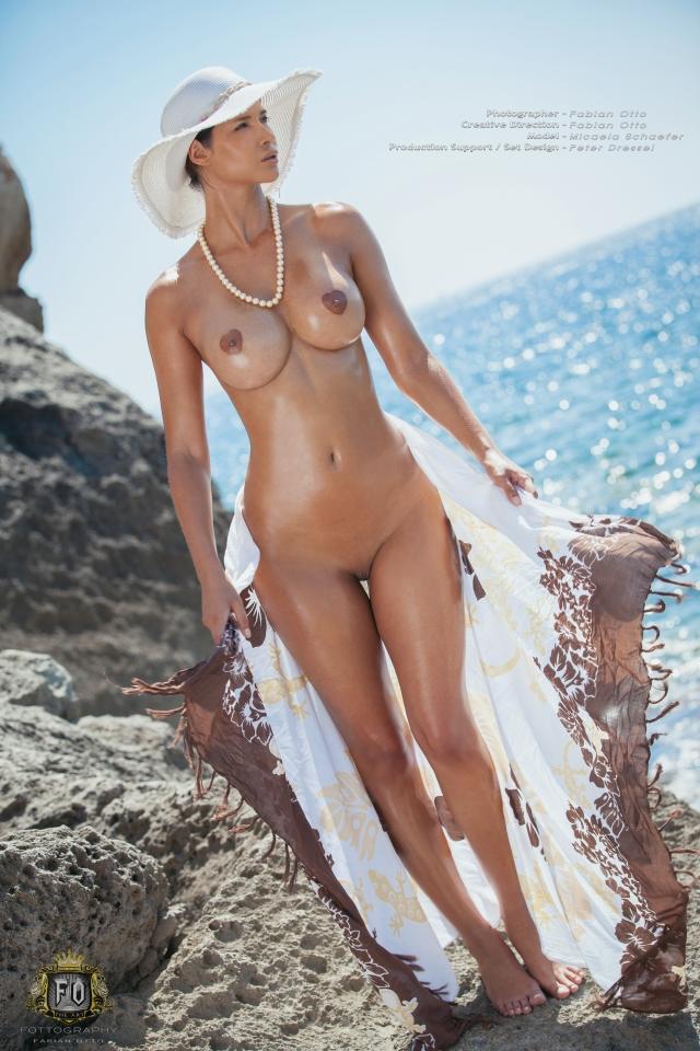 Micaela Schaefer Naked 10