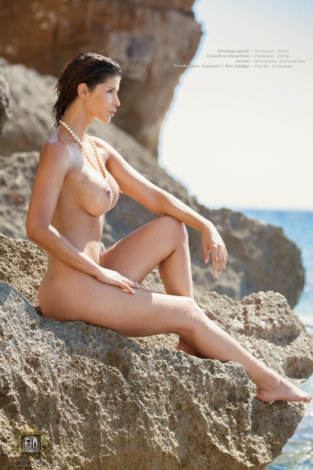 Micaela Schaefer Naked 19