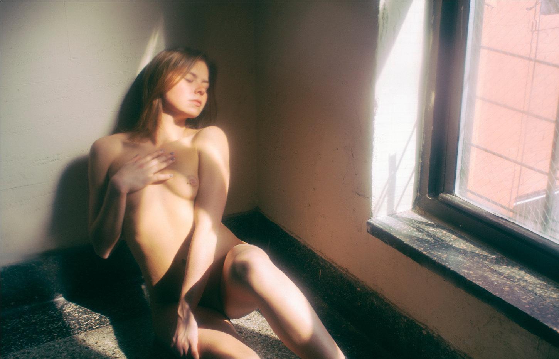Naked Oliwia Pawelczak 1