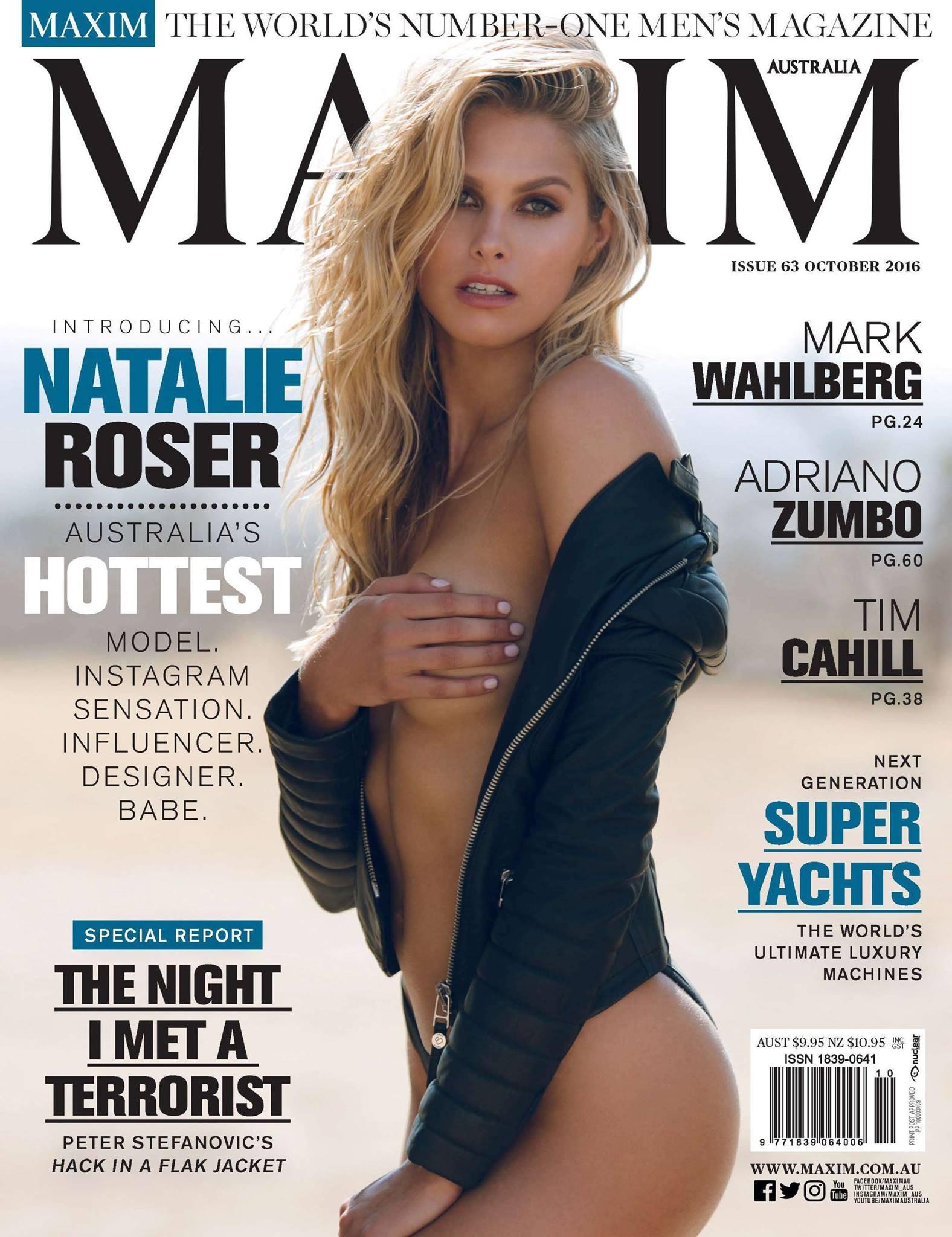 Natalie Jayne Roser Sexy 2