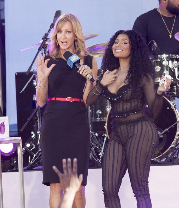 Nicki Minaj See Through 3