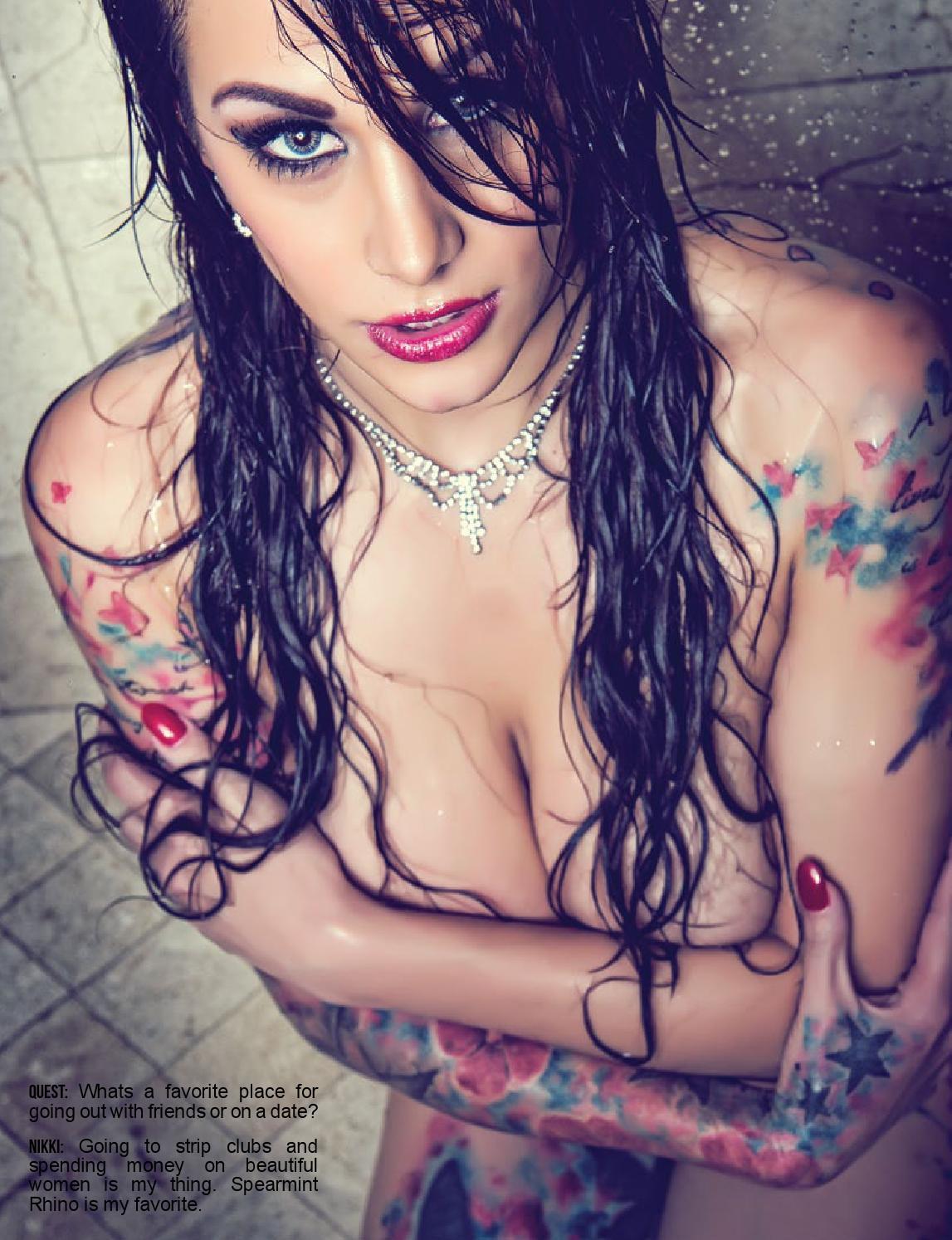 Nikki Nichole Naked Photoshoot 3