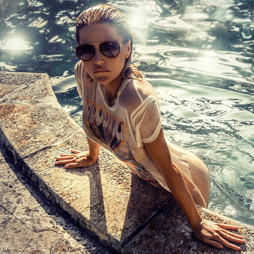 Rachel Mortenson Sexy Topless 3