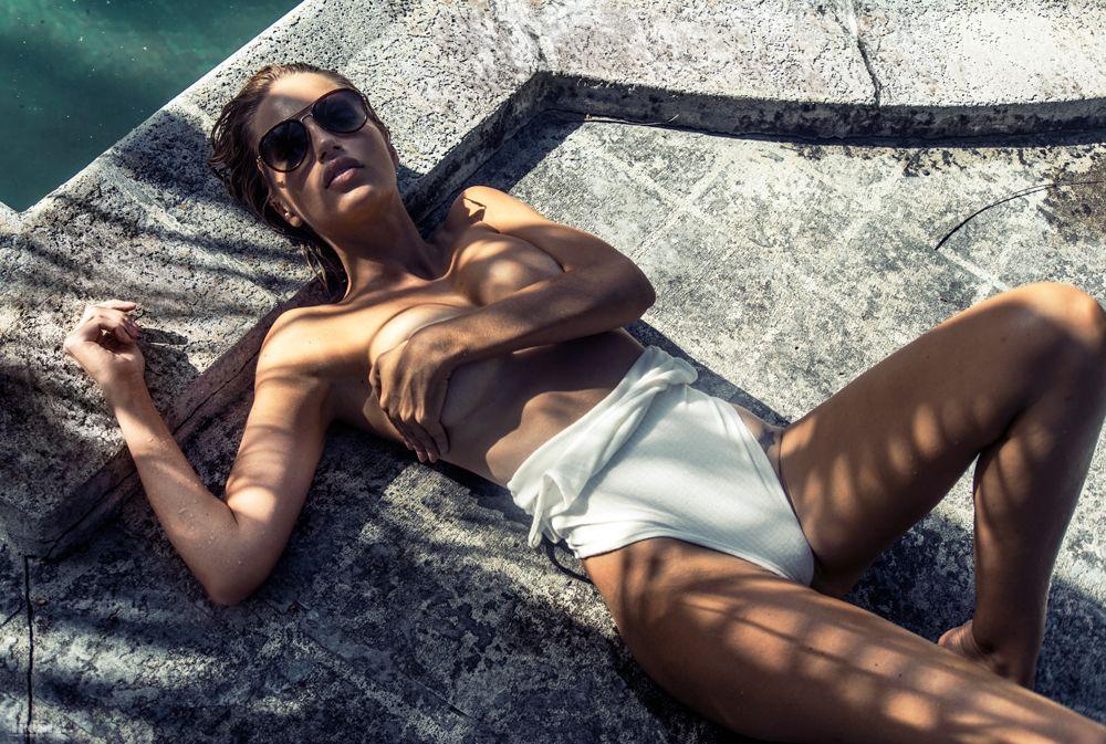 Rachel Mortenson Sexy Topless 6