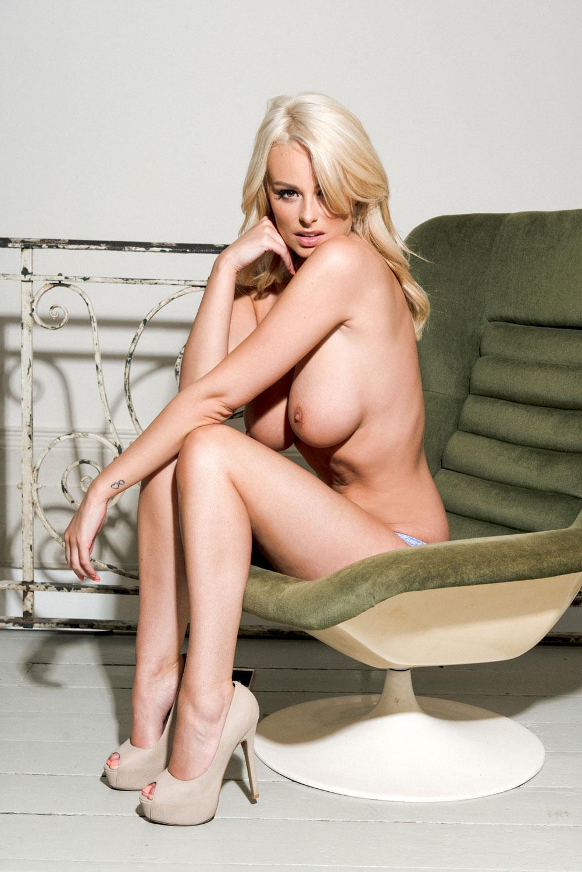 Rhian Sugden Topless 1 Sn2984