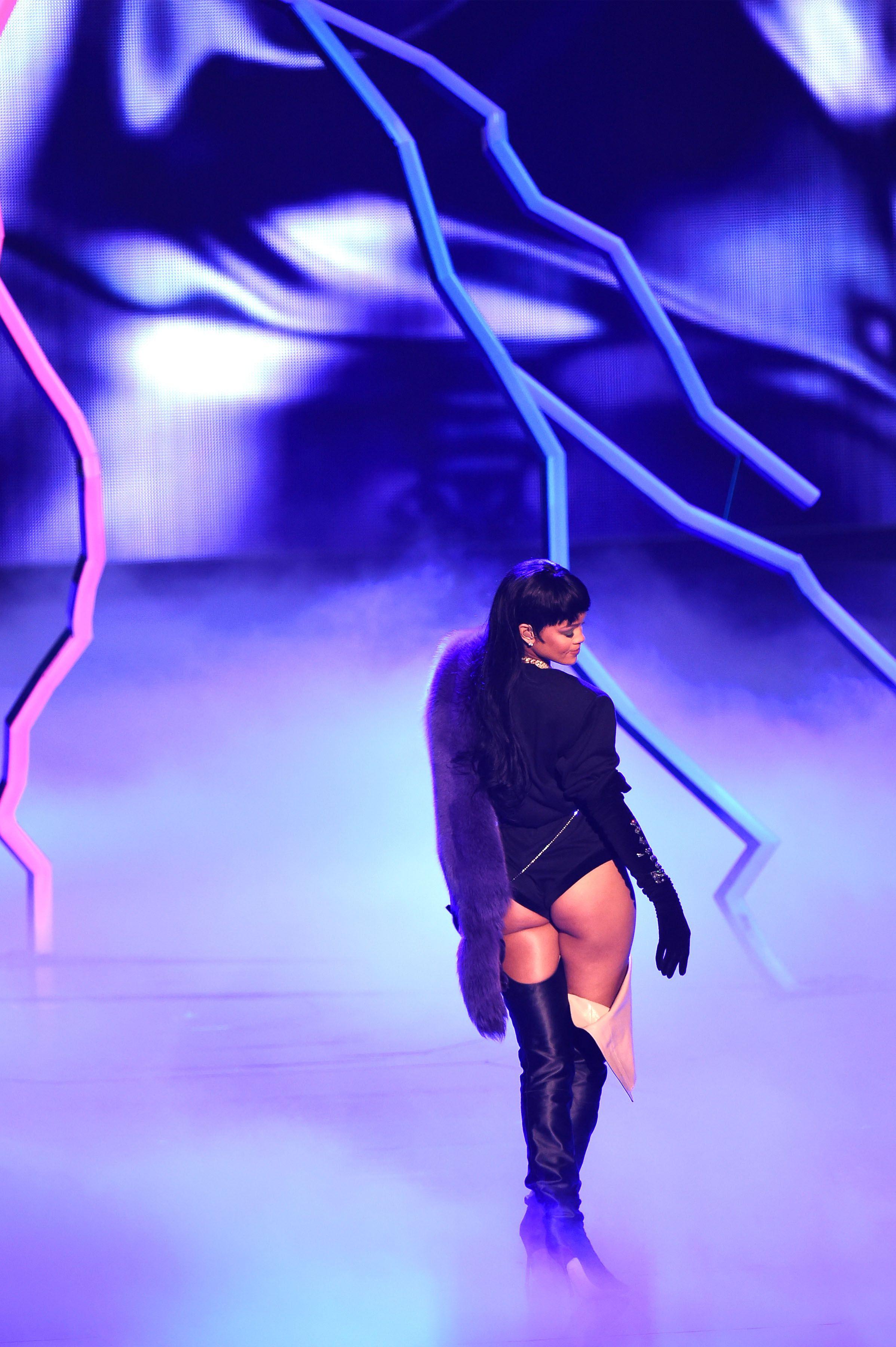Rihanna Ass 3