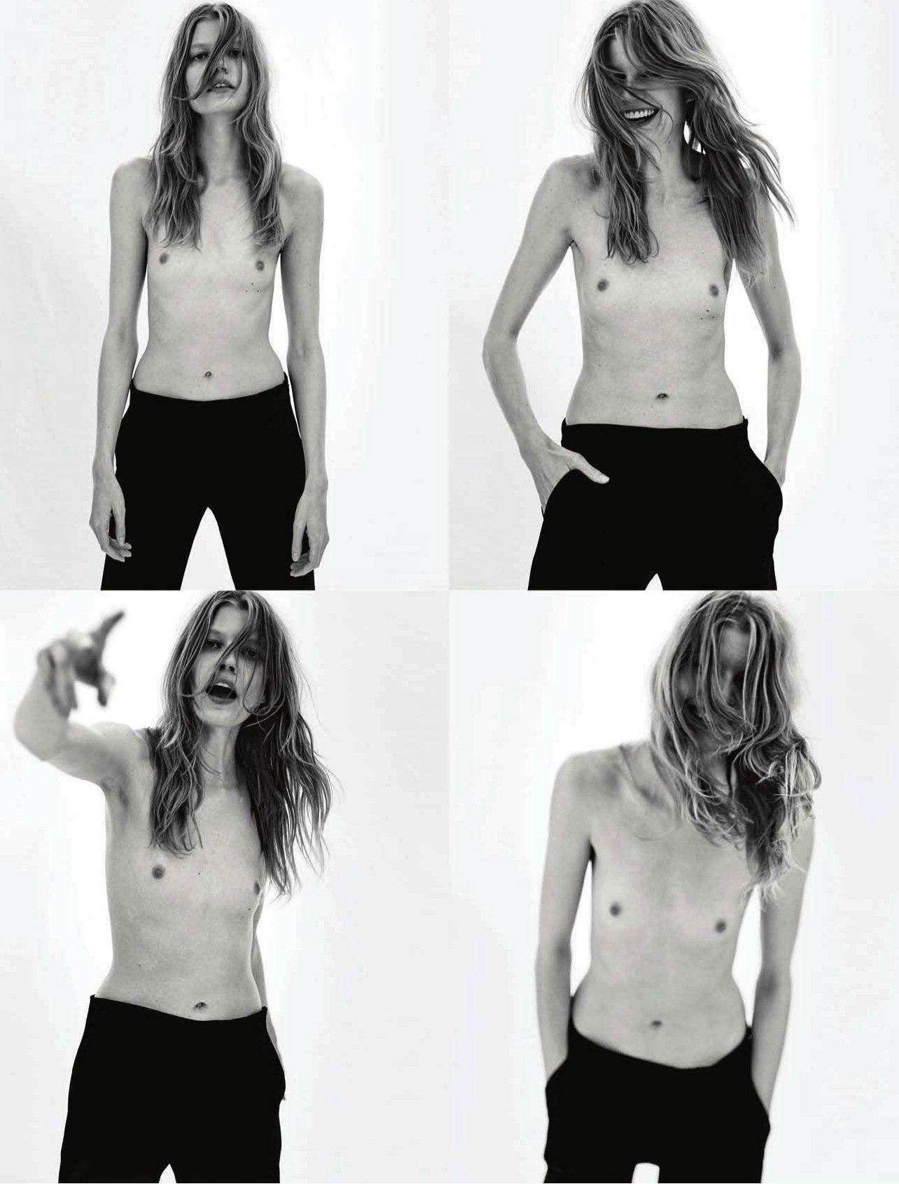 Saara Sihvonen Topless