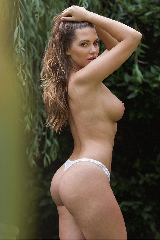 Sabine Jemeljanova Sexy Topless 2 Sn3905