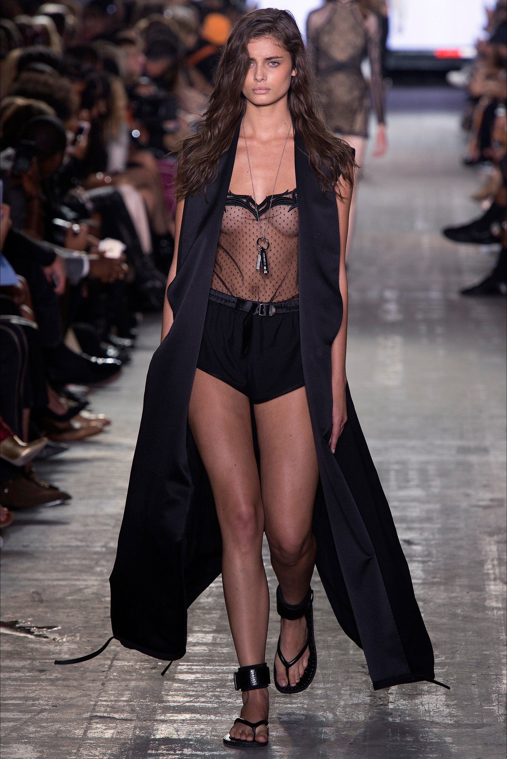 Taylor Marie Hill See Through