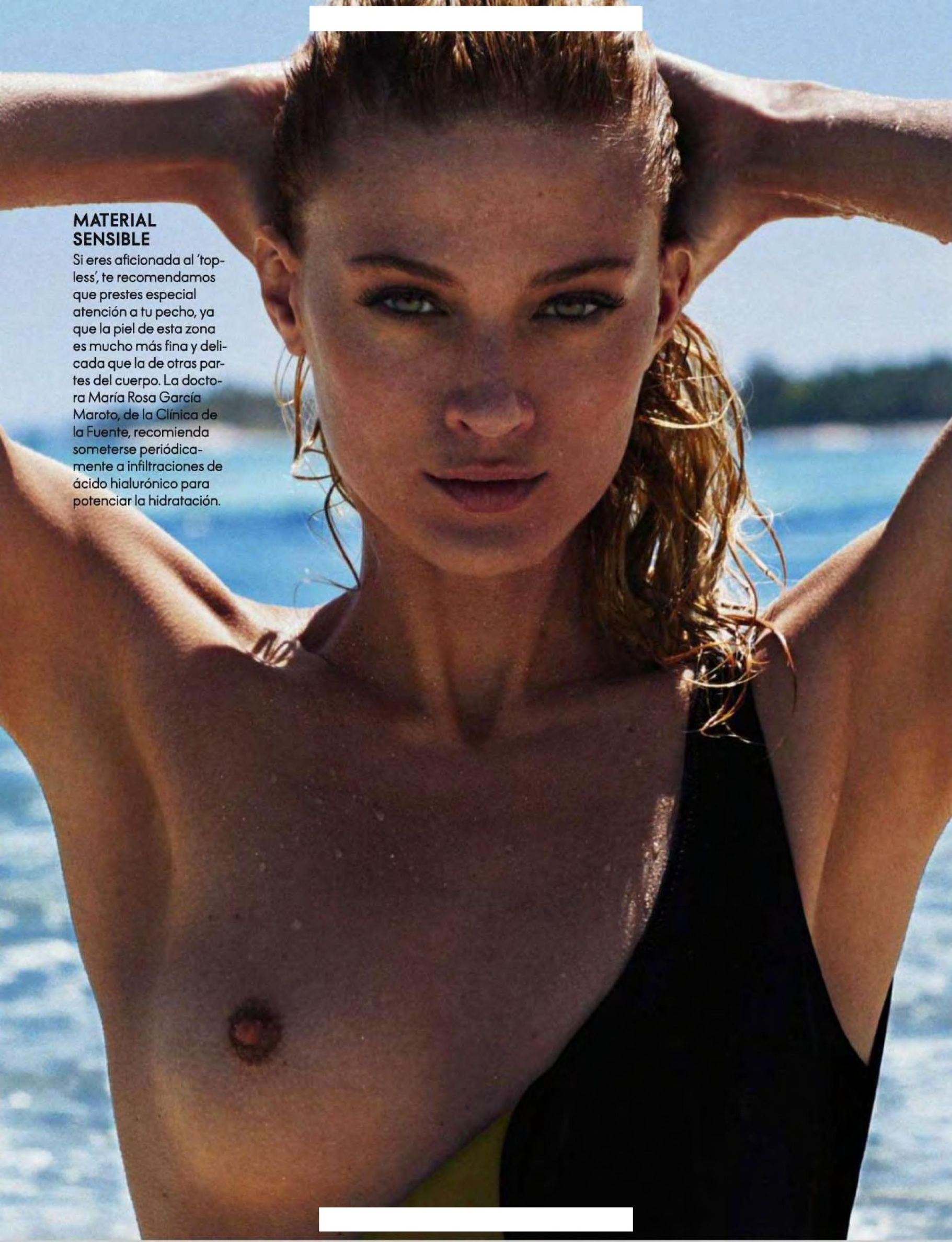Topless Michelle Buswell Photos 1