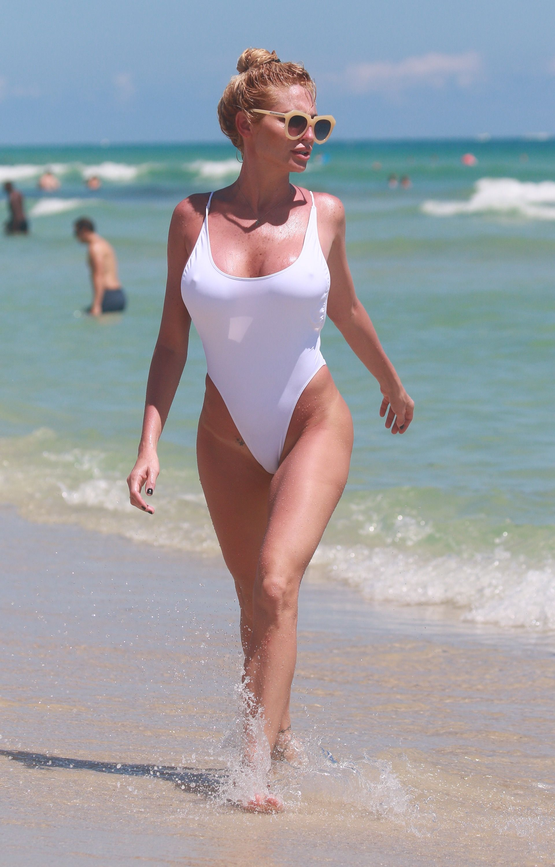 Vicky Xipolitakis Sexy Thefappening.so 10