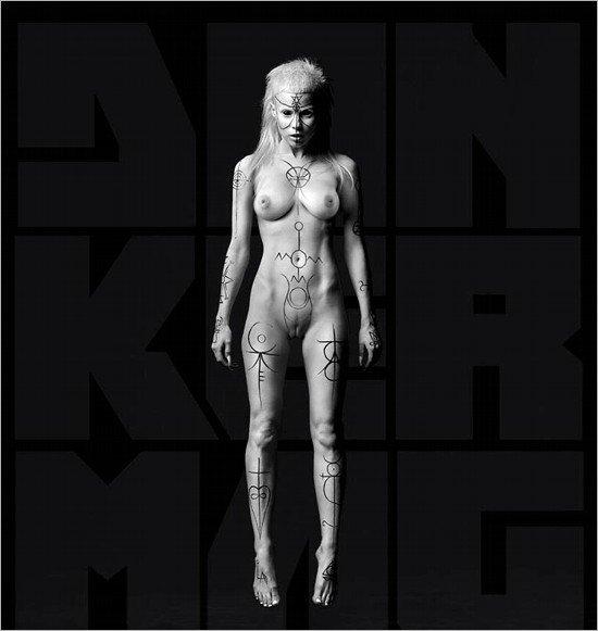 Yolandi Visser Naked