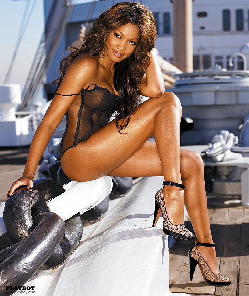 Garcelle Beauvais Naked (...