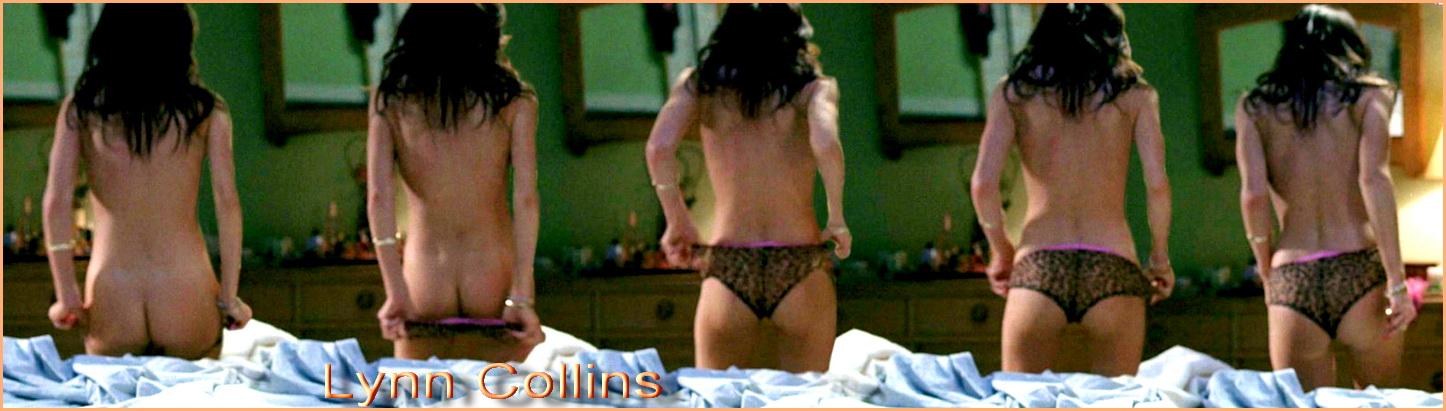 Lynn Collins Nude