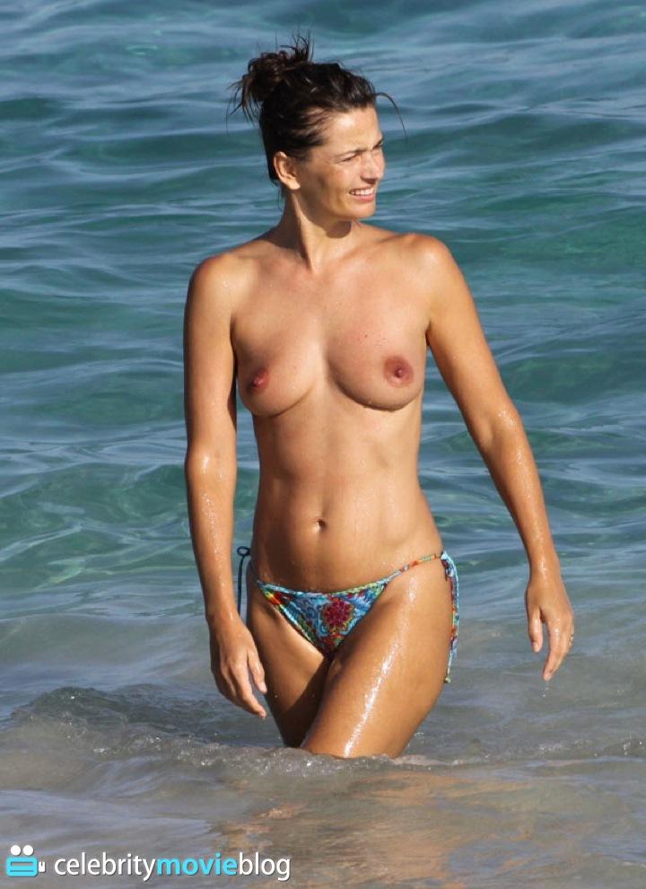 Paulina Porizkova Nude (2...