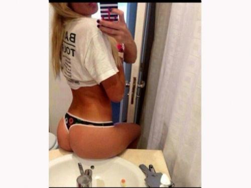 Melina Lezcano Nude Leake...