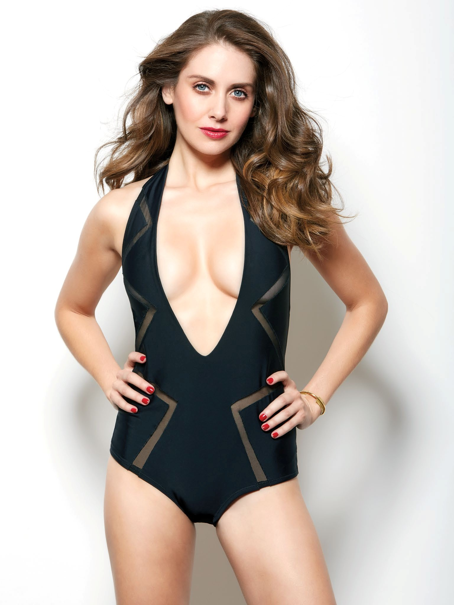 Alison Brie Hot (40 Photo...