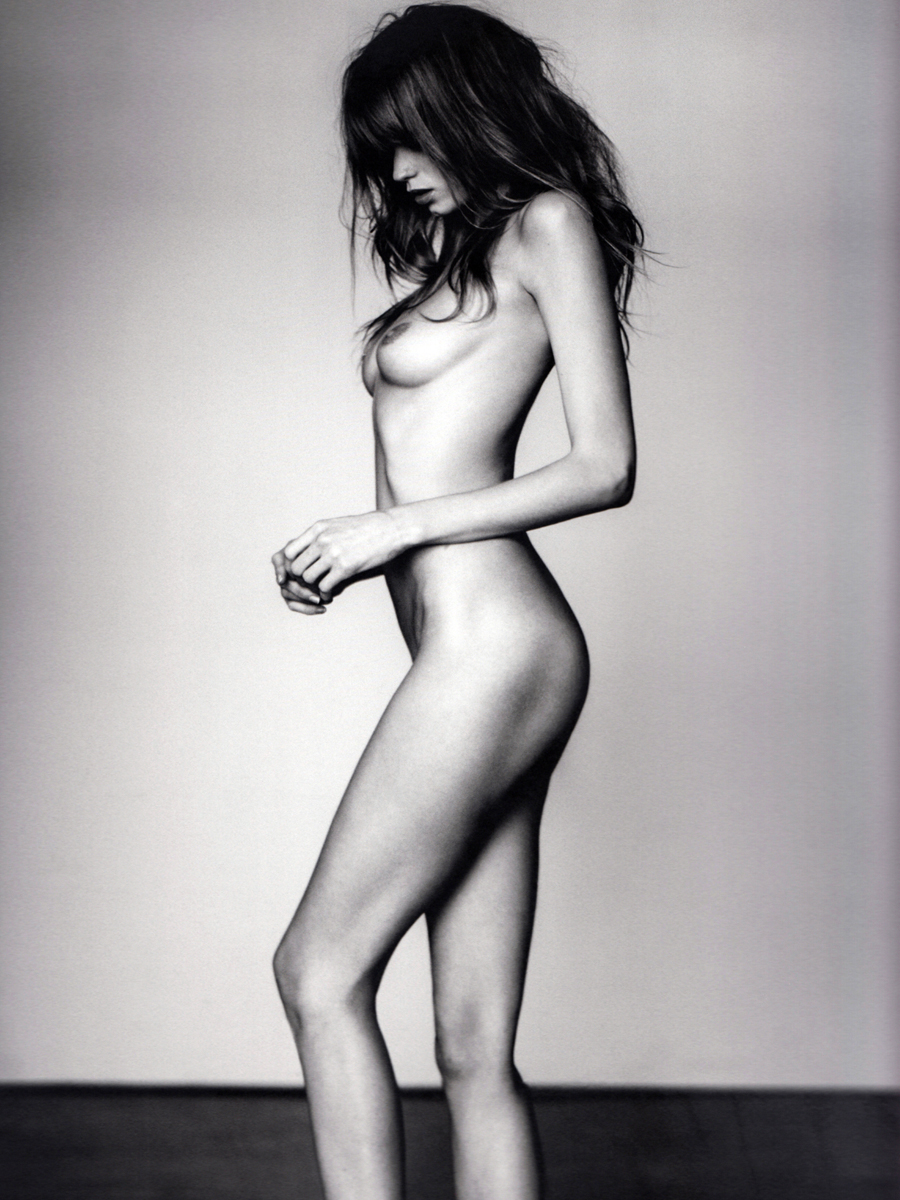 Abbey Lee Naked Photoshoo...