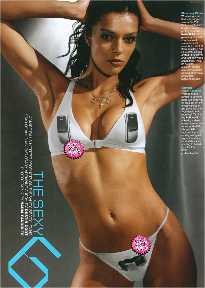 Adrianne Curry Sexy Photo...