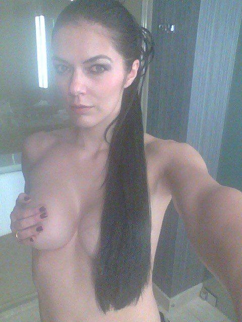 Adrianne Curry Shows Off ...