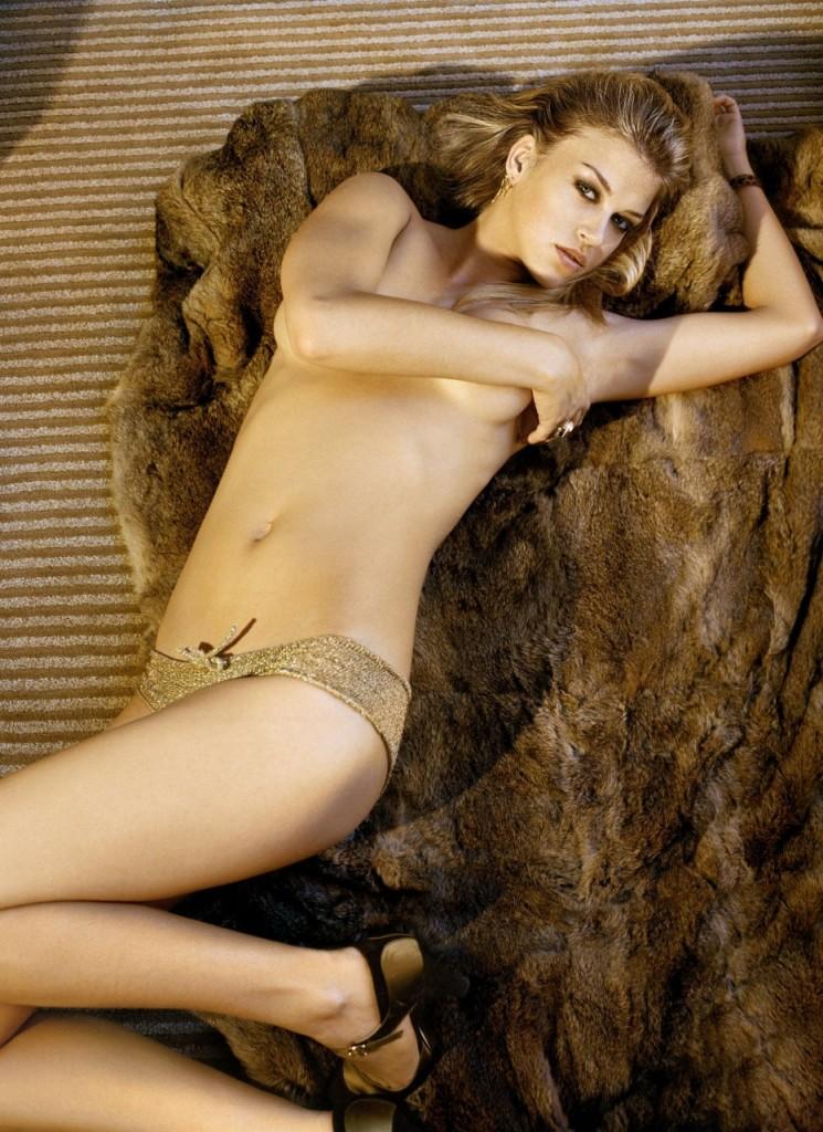 Adrianne Palicki Topless 1