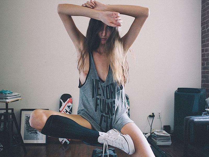 Aimee Caba Sexy Pics