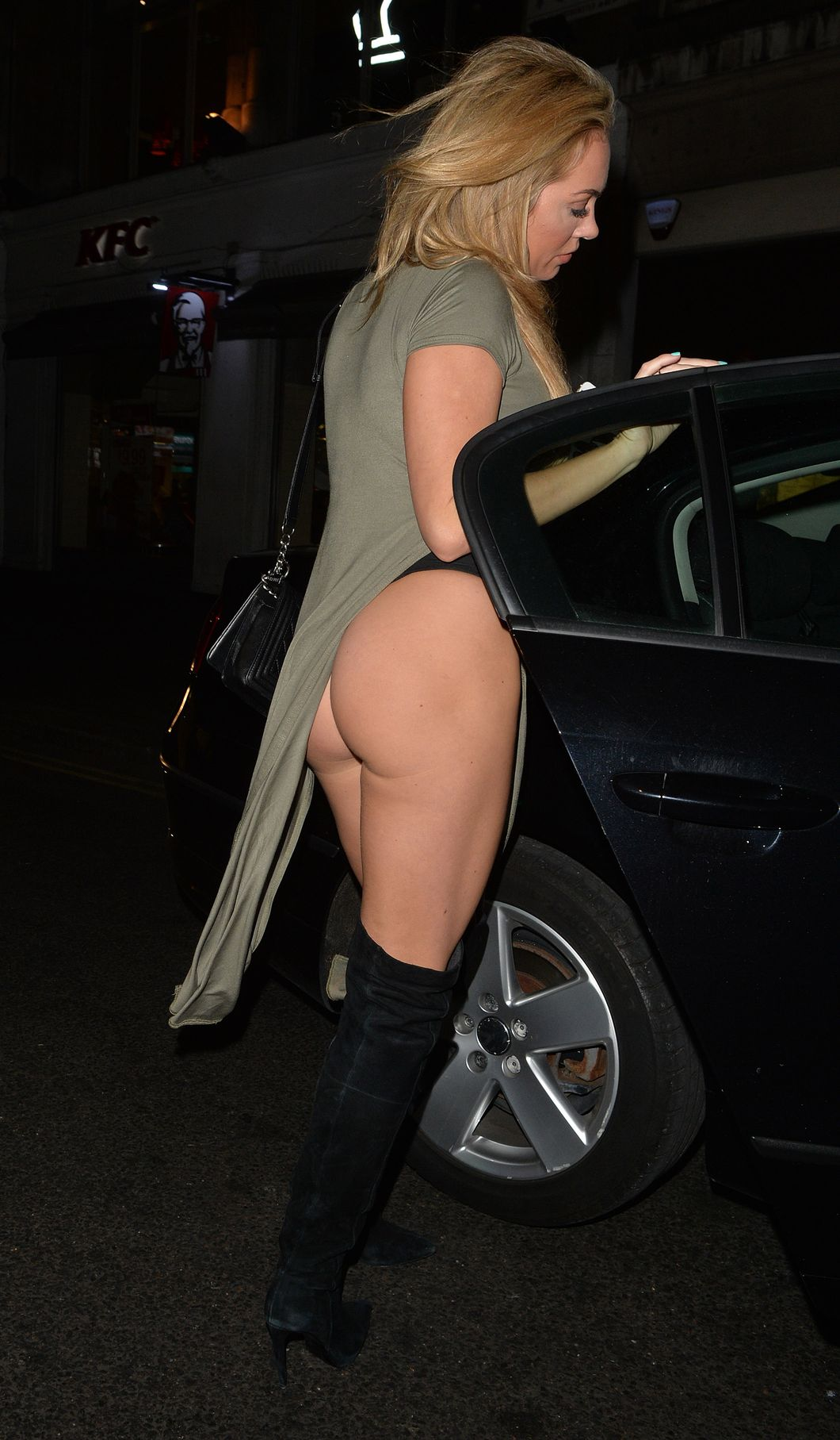 Ass Of Aisleyne Horgan-wa...